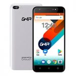 GHIA SMARTPHONE QS702/ 5.5 PULG HD IPS / ANDROID 7 / QUAD CORE / DUALSIM / 1GB8GB / 5MP8MP / WIFI / BT / 3G / PLATA