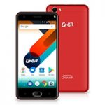 GHIA SMARTPHONE QS701/ 5.0 PULG HD IPS 2.5D / ANDROID 7 / FINGERPRINT / QUAD CORE / DUALSIM / 1GB8GB / 5MP8MP / WIFI / BT / 3G / ROJO