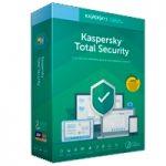 KASPERSKY TOTAL SECURITY MULTIDISPOSITIVOS / 5 USUARIOS / 1 AÑO / CAJA