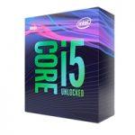 CPU INTEL CORE I5-9600K S-1151 9A GENERACION 3.7 GHZ 9MB 6 CORES GRAFICOS HD INTEL 630 SIN DISIPADOR PC/GAMER ITP