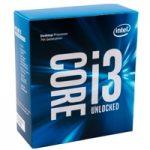 CPU INTEL CORE I3-7350K S-1151 7A GENERACION 4.0 GHZ 4MB 2 CORES GRAFICOS HD 630 PC/GAMER SIN DISIPADOR ITP
