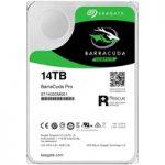 DD INTERNO SEAGATE BARRACUDA PRO 3.5 14TB/ SATA3/ 6GB/S/7200RPM/CACHE 256MB/PC