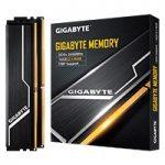 MEMORIA GIGABYTE UDIMM DDR4 16GB KIT 2X 8GB 2666MHZ 288PIN 1.2V C/DISIPADOR/PC/ALTO RENDIMIENTO