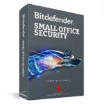 BITDEFENDER SMALL OFFICE SECURITY, 10 PC + 1 SERVIDOR + 1 CONSOLA CLOUD, 1 AÑO DE VIGENCIA FISICO