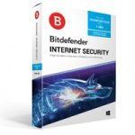 BITDEFENDER INTERNET SECURITY, 10 USUARIOS 1 AÑO DE VIGENCIA (CAJA)