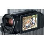 VIDEOCAMARA CANON HF R800 BLACK 57X CMOS FULL HD 3.28 MP